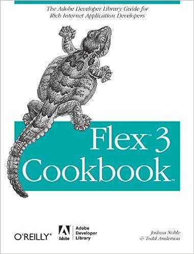 Programming Flex 3 Ebook