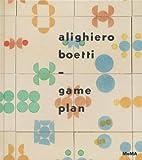 Alighiero Boetti: Game Plan, , 0870708198