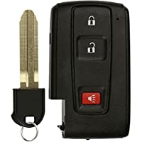 KeylessOption Keyless Entry Remote Control Car Key Fob Replacement for Prius MOZB21TG