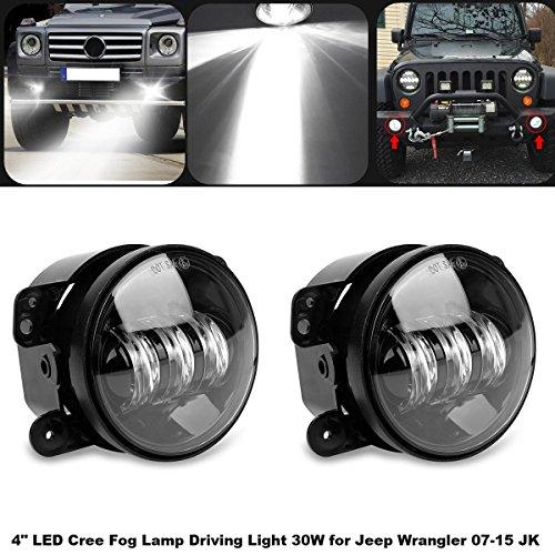 hid fog light for jeep wrangler - 9