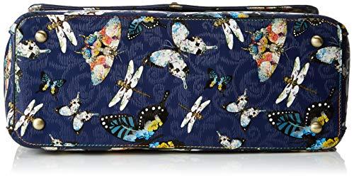 Laura Vita - 2639, Sacs Seau Femme Bleu (bl)