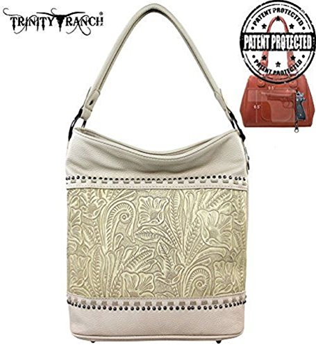 montana-west-tr20g-916-trinity-ranch-tooled-design-concealed-handgun-beige-western-handbag-purse