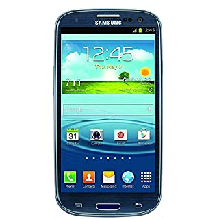 Samsung Galaxy S III/SGH-i747 16GB GSM Unlocked LTE Android Smartphone Blue
