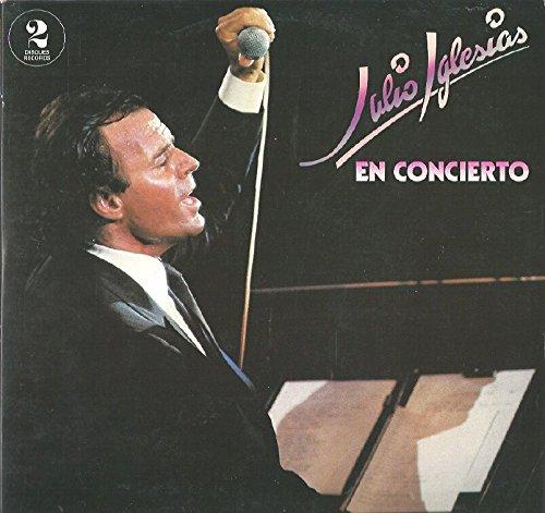 Julio Iglesias - Julio Iglesias En Concierto Lp Nm Canada Cbs Pfc2-90702 Gatefold Cover - Zortam Music