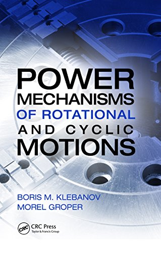 Parts Linkage Service (Power Mechanisms of Rotational and Cyclic Motions)