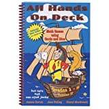 img - for All Hands on Deck (Math Games using Cards and Dice, Volume II: Grades 1-9) by Joanne Currah (2005-05-03) book / textbook / text book