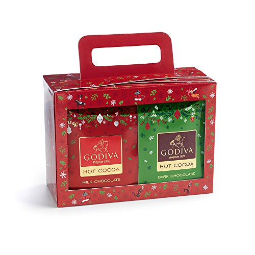 Godiva Chocolatier Cocoa Variety Packets