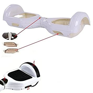 Carcasa para patinete eléctrico, de HanXiang, para protección contra arañazos, patinete de 16,5 cm