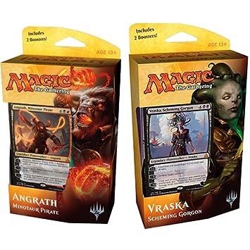 Magic The Gathering MTG-Rix-PD-en Trading Tarjetas: Amazon ...