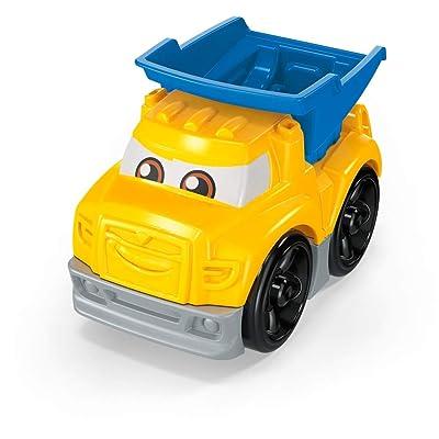 Mega Bloks Dump Truck Building Set: Toys & Games