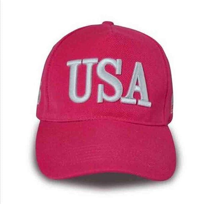 Yuanyuanliu Tendencia Americana Hombres Y Mujeres Gorra De Béisbol ...