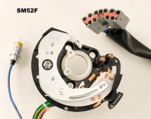 (Shee-Mar SM52F Turn Signal Switch -)
