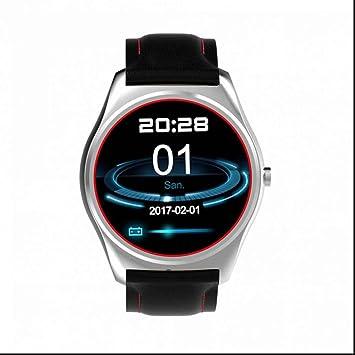 Reloj inteligente Fitness, pulsera bluetooth Fitness y gimnasio sano podómetro monitor sueño Anuncios Capacitivos Activity Tracker podómetro Excelente ...