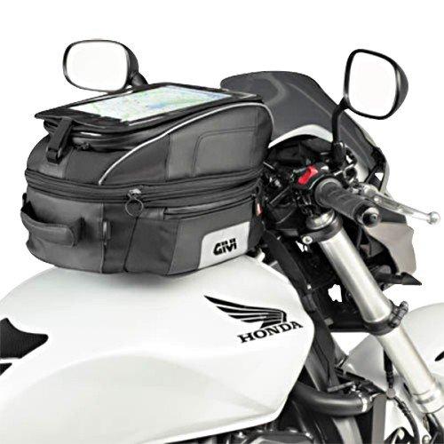 GIVI Tank Bag Set XS306 + Tanklock-System Ring bf10 Yamaha YZF750R 93-98