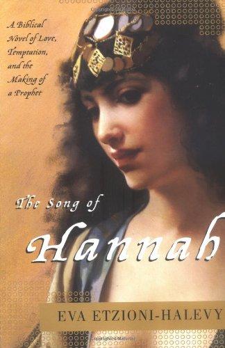The Song Of Hannah  A Novel