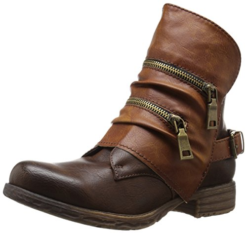 Boot Two Women's Lips Atia Brown 8vR8WxH