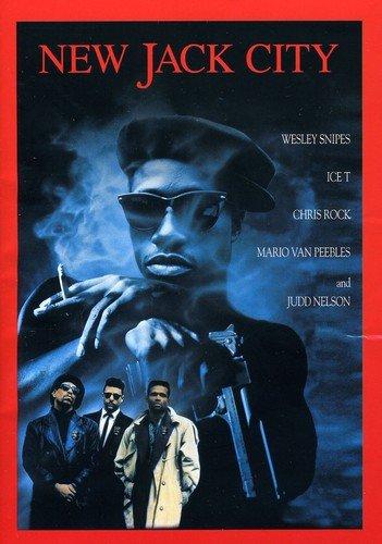 New Jack City (DVD) (Rpkg) (T/r Systems)