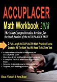 img - for ACCUPLACER Math Workbook 2018: Comprehensive Activities for Mastering Essential Math Skills book / textbook / text book