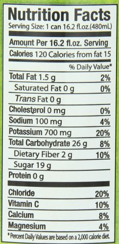 Taste Nirvana Real Coconut Water With Pulp, 16.2-oz, Pack of 24