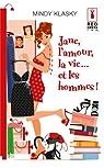 Jane, l'amour, la vie... Et les hommes ! par Klasky