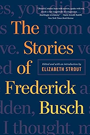 book cover of The Stories of Frederick Busch