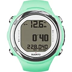 A great light weight wrist mount computer that's perfect for all types of diving, scuba and free, is the Suunto D4i Novo Dive Computer. This computer has been redesigned and comes in a wide range of colors, and an all new silicone strap for t...