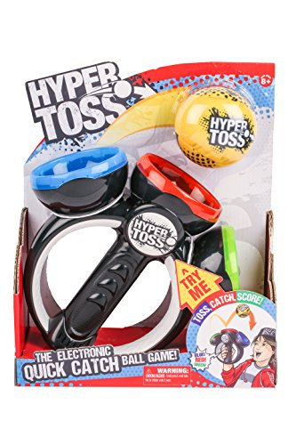 Hyper Toss is a cool indoor toy for active kids