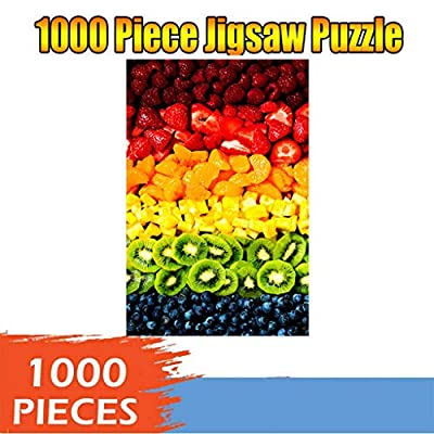 Dermanony 300 Pieces Jigsaw Puzzles for Adults, Puzzle Sets for Family, Cardboard Puzzles, Unzip Toys: Clothing