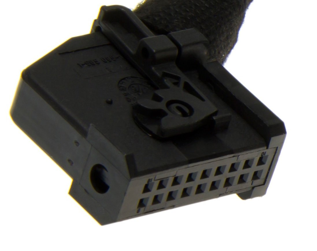 Adapter-Universe/® Multimedia Adapter IMA Interface Modul Video TV Kabel Stecker MFD2 RNS2