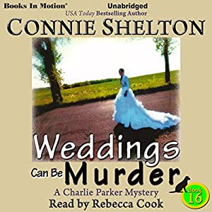 Weddings Can Be Murder Audiobook