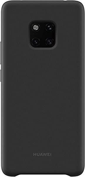 Huawei 51992668 Funda para Mate 20 Pro Smartphone, Negro: Amazon ...
