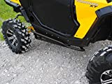 SuperATV Can-Am Commander 800 / 1000 Nerf Bars & Tree Kickers (2010-2014) - Black