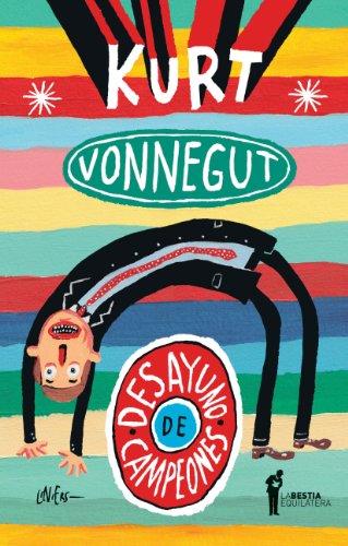 Desayuno de campeones (Spanish Edition) by [Vonnegut, Kurt]