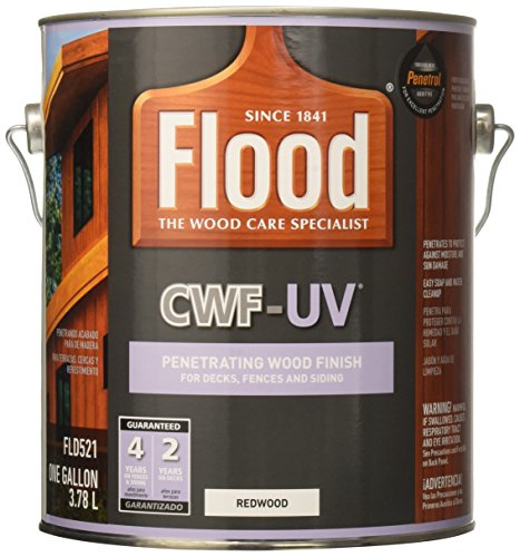 Flood Series FLD521-01 1G CWF-UV Redwood 275 VOC
