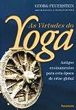 capa de As Virtudes do Yoga