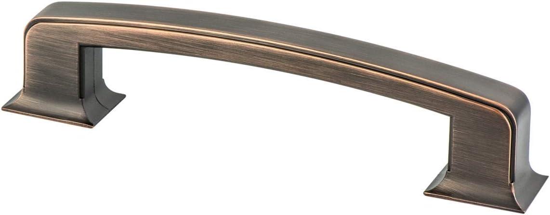 Verona Bronze 1//2 Diameter Berenson Meadow Series Cabinet T Knob