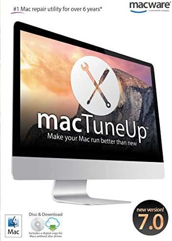 Mac Tuneup 7.0 [Download] 514wwKdZmCL