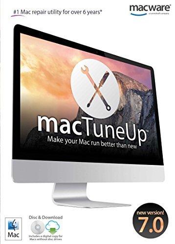 Mac Tuneup 7.0 [Download] by Summitsoft