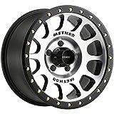 "Method MR305 NV 18x9 5x150 +0mm Machined Wheel Rim 18"" Inch"