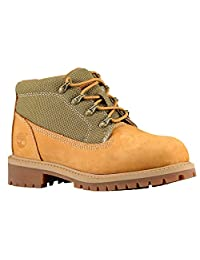 Timberland Youths 6-Inch Campsite Leather Boots