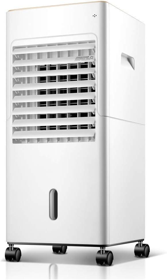 Enfriador De Aire, Ventilador 3 En 1, Humidificador, Purificador De Aire, 3 Configuraciones De Flujo De Aire (Baja/Media/Alta), Función De Oscilación, Control Remoto De Operación: Amazon.es: Hogar