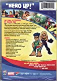 Marvel Super Hero Squad Show Volumes 3 & 4 - Quest For The Infinity Sword -2 Disc Set