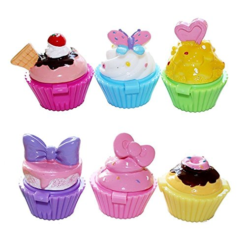 Jalousie Novelty Cupcake Birthday Approved product image