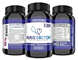 Rave Doctor | Advanced Antioxidants, 5-HTP, and Serotonin Complex | Premier Pre and Post Festival Supplement | Neuro Protection, Mood Support, and Recovery Formula (60 Count)