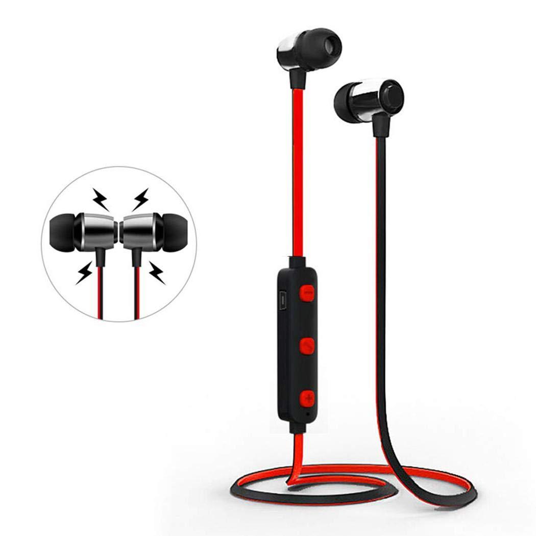 dolnfin Bluetooth Neckband Waterproof Sporting Earphones Stereo Wireless Earphones Earbud Headphones