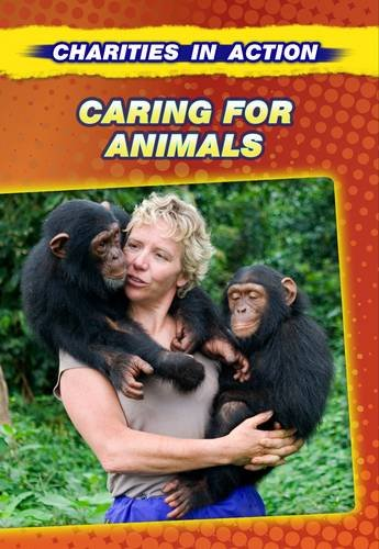 Read Online Caring for Animals (Charities in Action) pdf