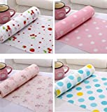 Eco Hometown™ Kitchen Table Mat Drawer Liner Wardrobe Pad Cupboard Placemat Moisture-Proof 30 * 300cm