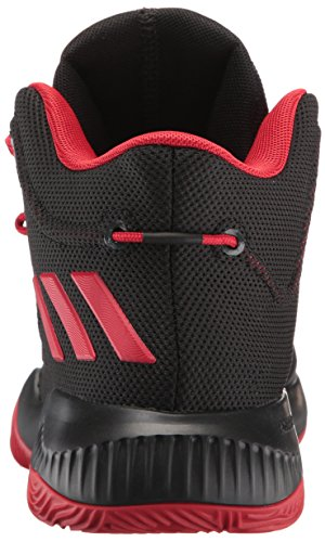 Adidas Performance Mens Pazzo Esplosivo Td, Black / Scarlet / Utility Black, 15 Medium Us