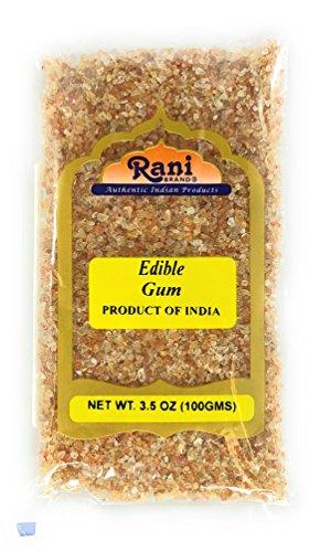 - Rani Edible Gum Whole (Arabica Gum) 3.5oz (100g)