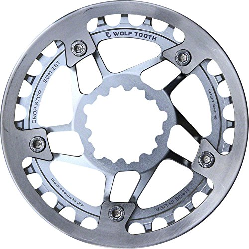 Wolf Tooth Components SST Direct Mount Bashring: for SST DM Chainrings 28-30T
